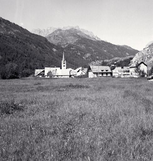 Église paroissiale Saint-Pélage, puis Saint-Marcellin-Saint-Antoine