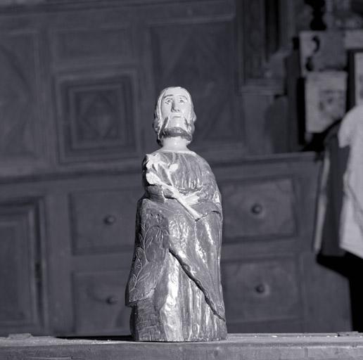 Statuette : saint Joseph