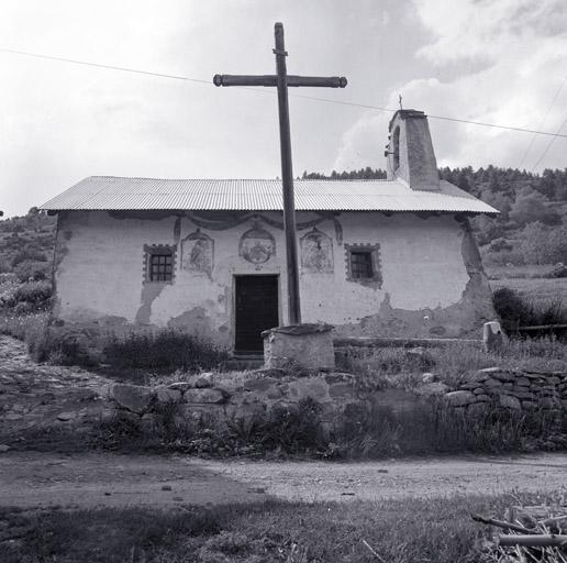 Chapelle Saint-Pons, puis Saint-Sixte