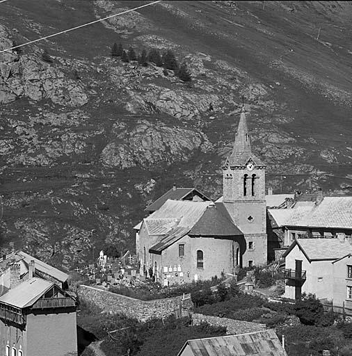 Eglise paroissiale de L'Invention-de la-Croix