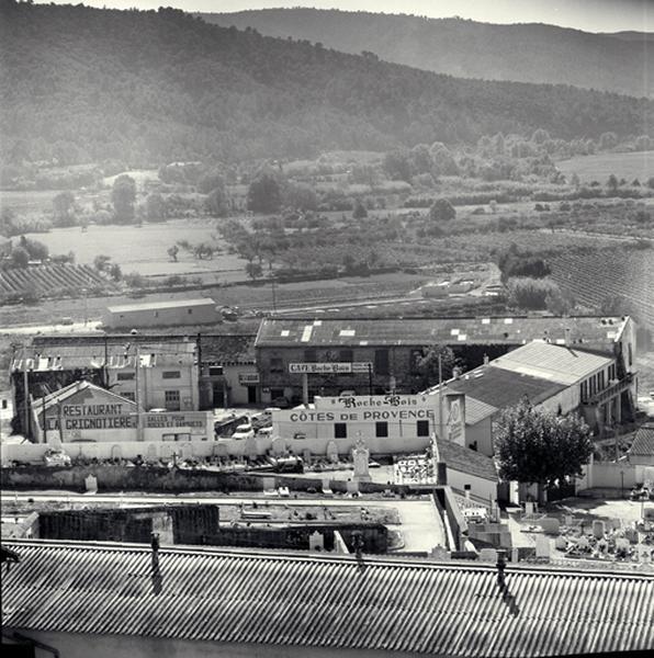 usine de bouchons
