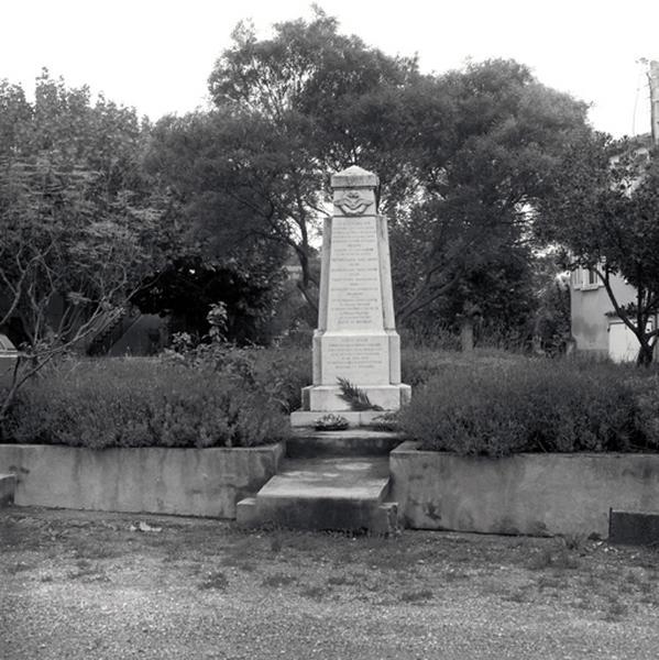 monument aux morts dit Monument de l' Aviation