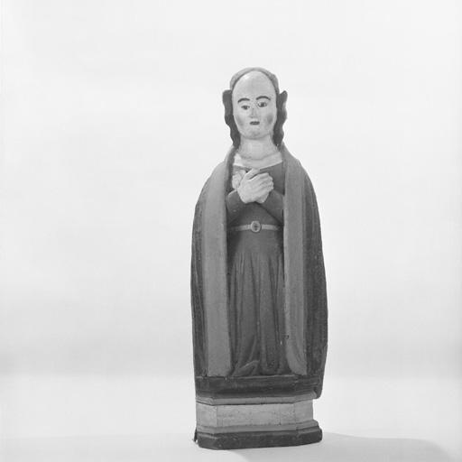 Le mobilier de la chapelle de l'Annonciation-Saint-Jean-Baptiste (liste supplémentaire)