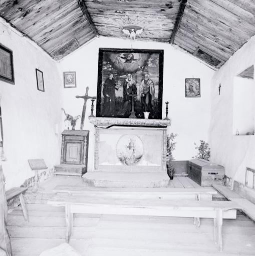 autel ; tableaux