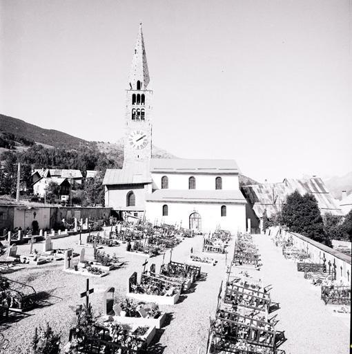 Église paroissiale Saint-Chaffrey