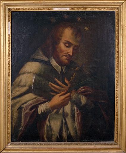 Tableau : saint Jean Népomucène
