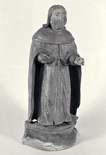 Statuette : saint Côme ?