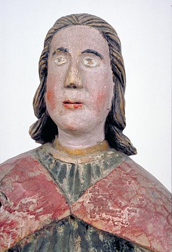 Statuette : saint Pancrace