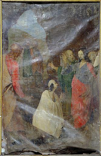 Tableau : Résurrection de Lazare ?