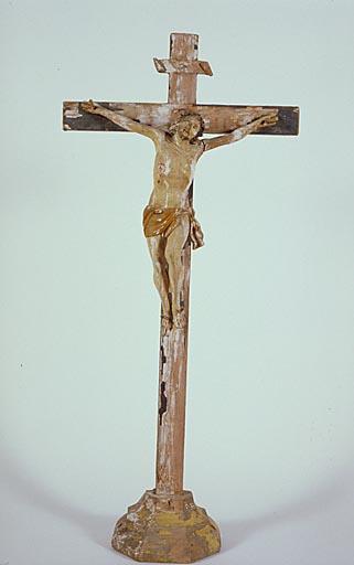 Croix (crucifix) (n° 2)