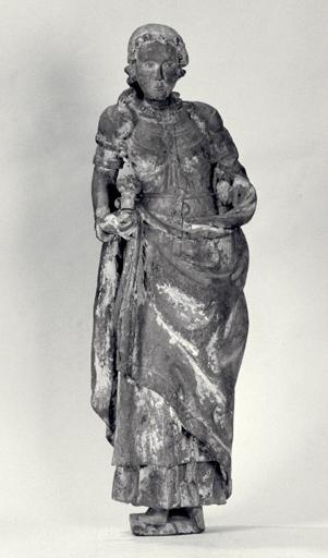 Statuette : Sainte Madeleine.