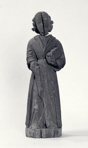 Statuette : Saint Hippolyte.