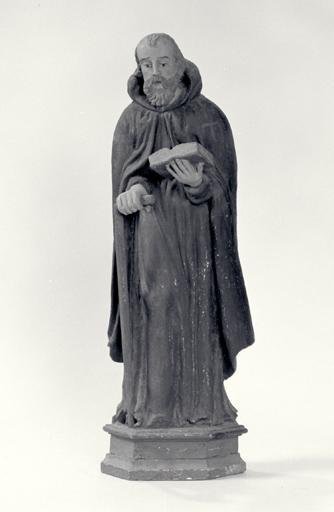 Statuette : Saint Antoine abbé.