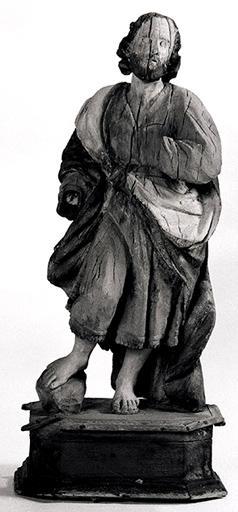 Statuette : Saint.