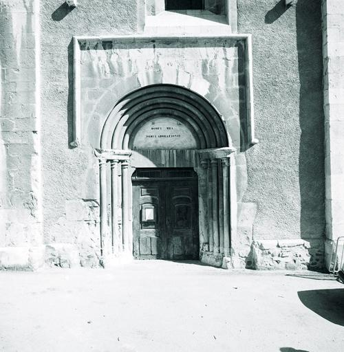 Prieuré Notre-Dame-de-l'Assomption, église paroissiale