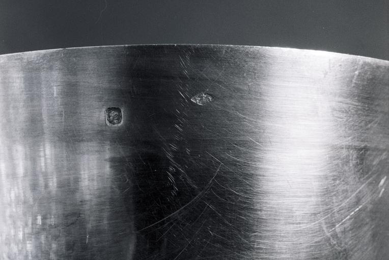 Calice, 2 patènes (n° 2).