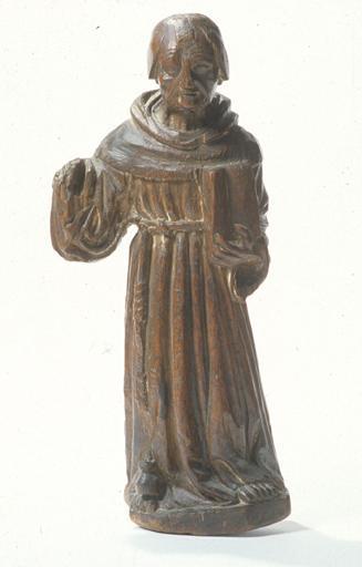 Statuette : Saint moine.