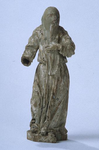 Statuette : Pénitent.