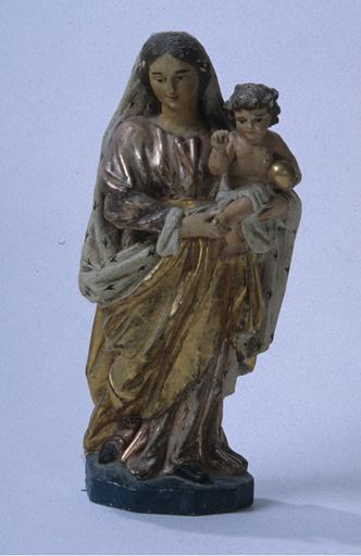 Statuette : Vierge à l'Enfant (n° 3).