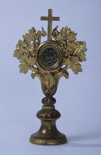 reliquaire-monstrance des saints apôtres