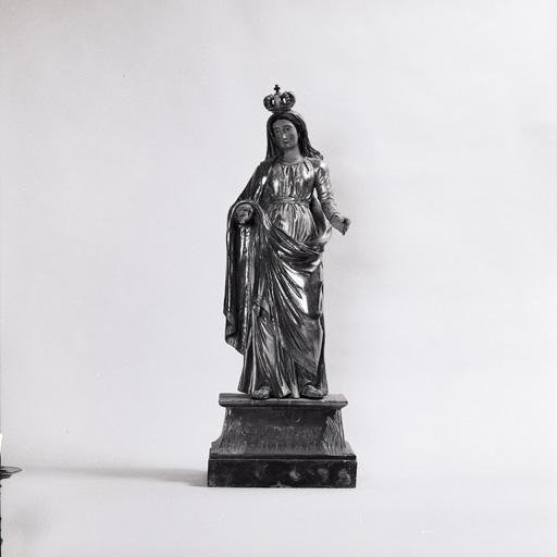 statue : sainte Victoire
