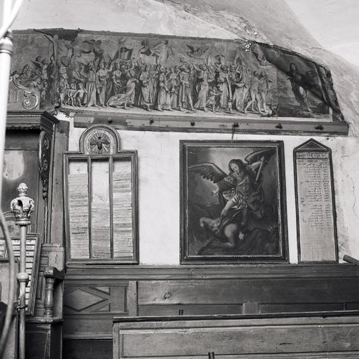 Estampe : Le Triomphe de Jésus-Christ.