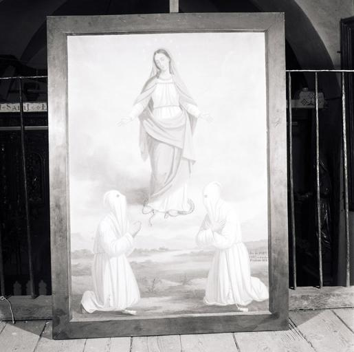 tableau : Immaculée Conception