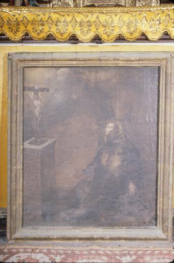 tableau : saint Jean de Dieu