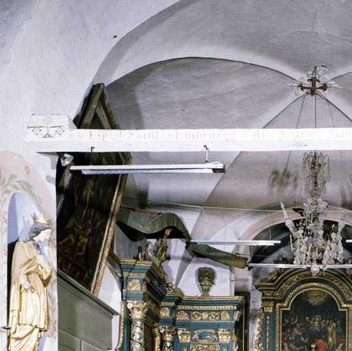 chapelle Saint-Esprit, Saint-Antoine, église paroissiale de pénitents