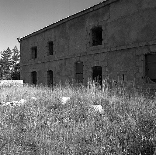 Fort d'Anjou.