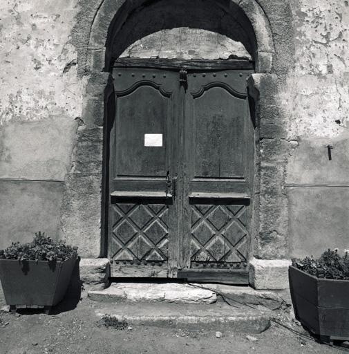 Le mobilier de l'église paroissiale Sainte-Agathe (liste supplémentaire)