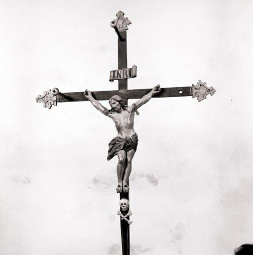 Croix de procession.
