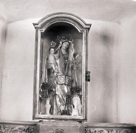 Armoire (vitrine).