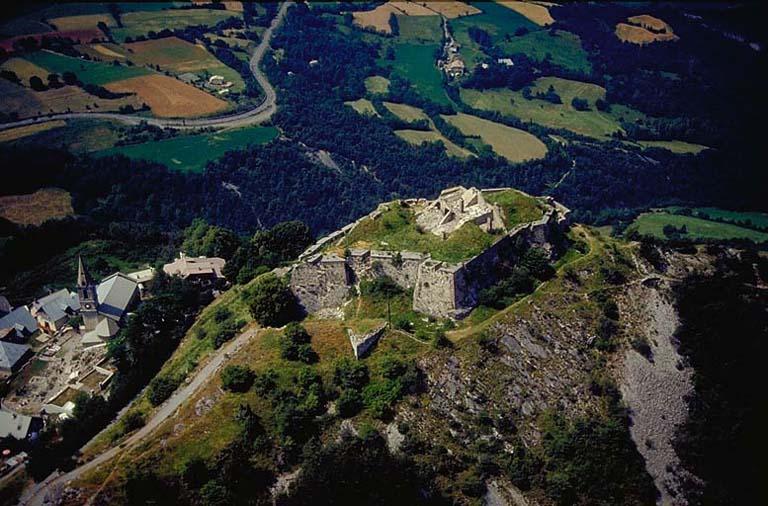 Fort dit fort Saint-Vincent, puis fort Joubert, de l'organisation défensive de l'Ubaye