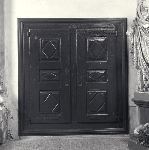 Le mobilier de l'église paroissiale Saint-Pierre, Saint-Paul, Saint-Antoine
