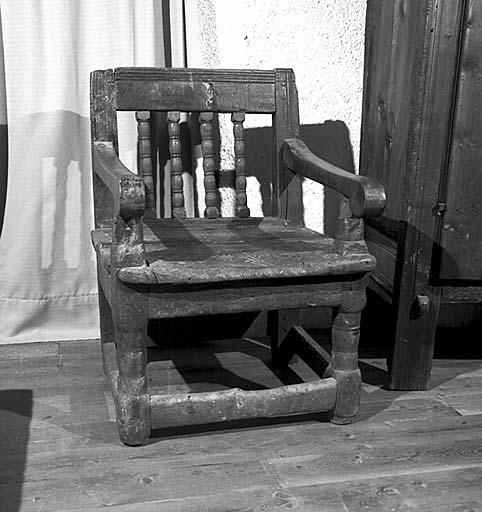 fauteuil No 5