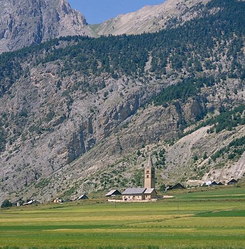Église paroissiale Sainte-Cécile, actuellement chapelle