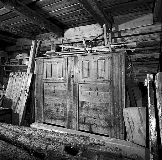 coffre-armoire à grains No 5