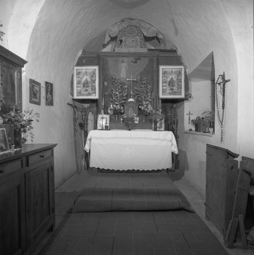 Chapelle Saint-Simon et Saint-Jude dite de Chanteloube