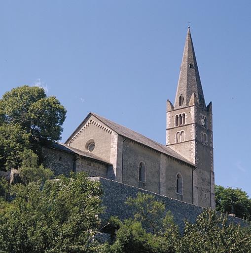 Église paroissiale Saint-Crépin et Saint-Crépinien