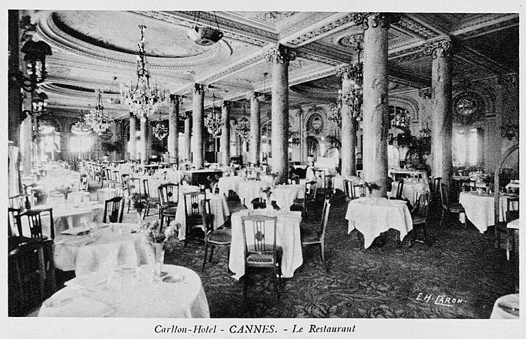 Hôtel de voyageurs dit Carlton Hotel