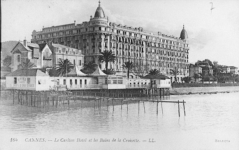 Établissement de bains dit Bains Botin, puis Bains de la Croisette
