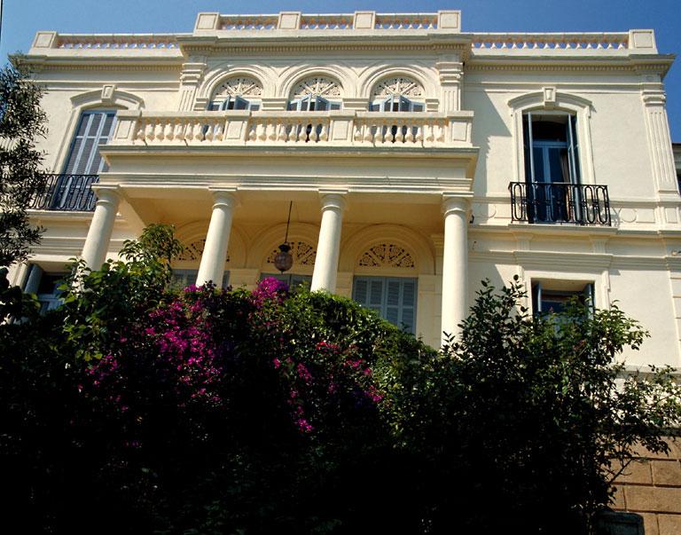 Maison dite Villa La Favorite.