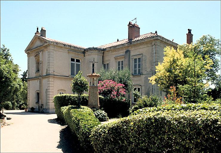 Maison dite Villa Alberti, puis Tholozan.
