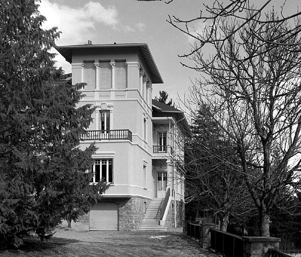 maison dite villa Costebelle