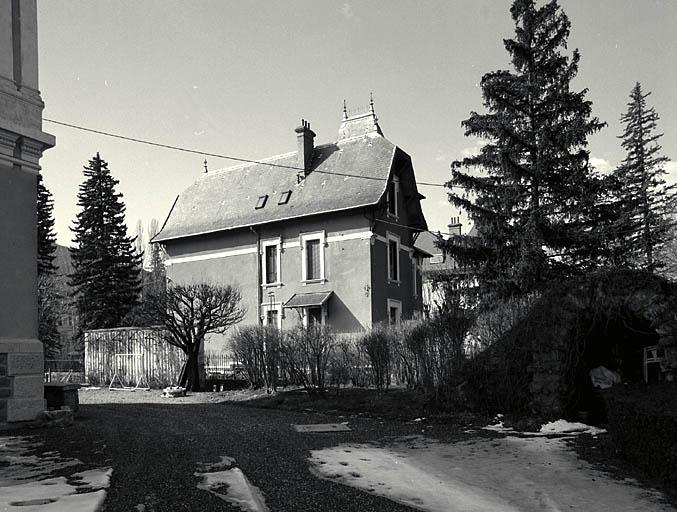 maison dite villa André