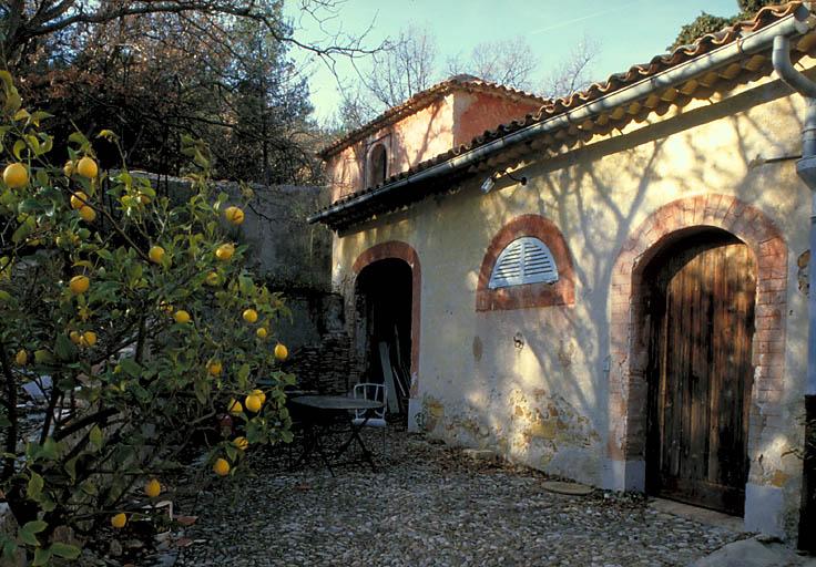 Maison de villégiature dite villa des Palmiers ou du Plantier