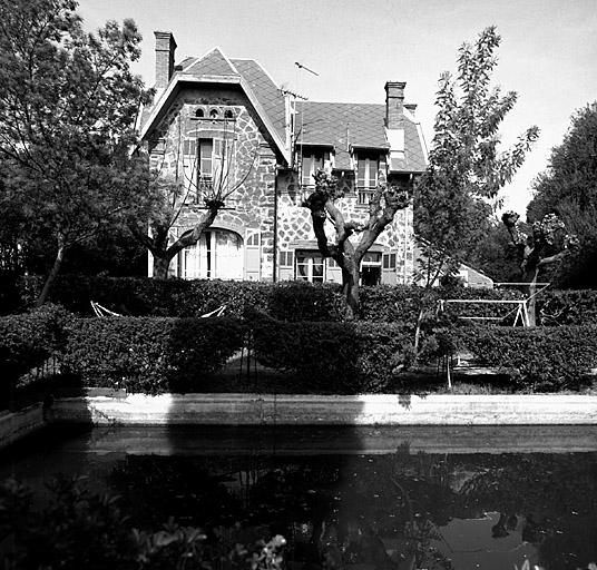 maison (villa balnéaire) dite villa Eglantine