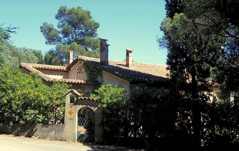maison (villa balnéaire) dite Calypso