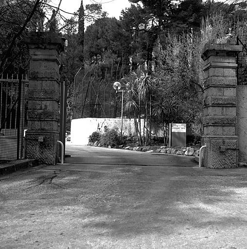 maison (de villégiature) dite villa Sylvabelle, puis sanatorium Léon-Bérard